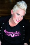 Pastor Kimberly Jones-Pothier, Conquering Hell in High Heels