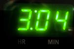 3 a.m. alarm clock
