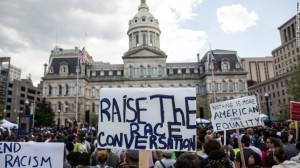 Baltimore riots April 2015 raise the race conversation