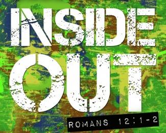 Romans 12 1-2 be transformed