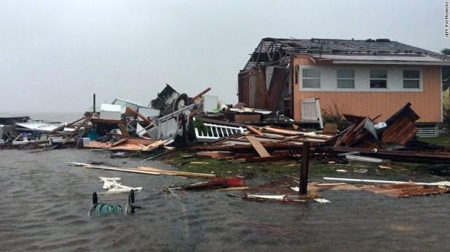 Hurricane Harvey Cnn