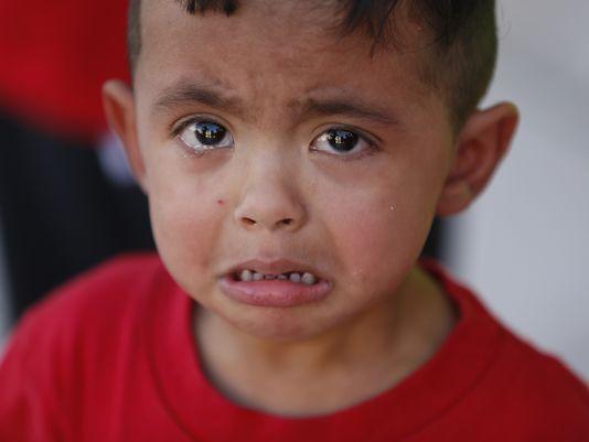 Immigrant children separation 6