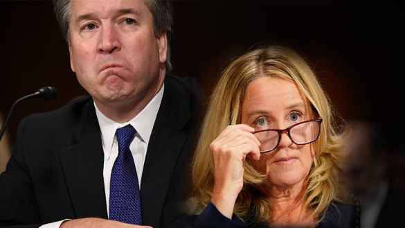 Brett-Kavanaugh-sad-Christine-Blasey-Ford-The Stream